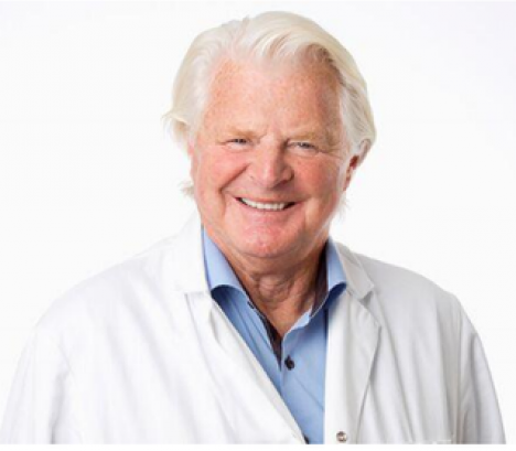 Leif Perbeck, Docent i kirurgi, Karolinska institutet