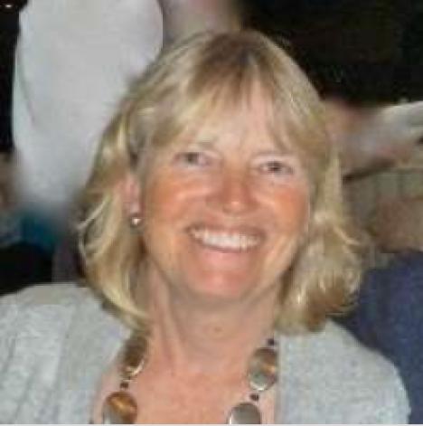 Sharie Fetzer, ordförande för Lipoedema UK, Storbritaniens patientförening för personer med lipödem.